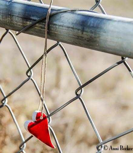 heart-on-fence